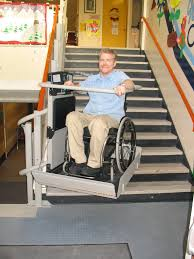 Temporary Chair Lift For Stairs Hankin Specialty Elevators Garaventa Artira