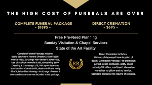 average cost of cremation average cost of a funeral
