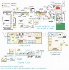 Palace Floor Plans Las Vegas Casino Property Maps And Floor Plans Vegascasinoinfo Com