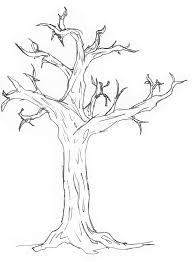 simple tree drawings cliparts co