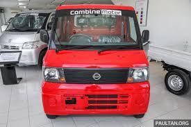 nissan truck jdm nissan clipper lands in malaysia u2013 660cc jdm kei truck 5 speed