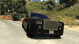 modified rolls royce rolls royce phantom ewb gta5 mods com