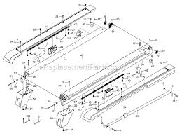 nordictrack ntl090071 parts list and diagram c2500