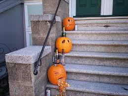 Easy Make Halloween Decorations How To Make Outside Halloween Decorations Easy Outdoor Halloween
