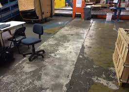 concrete floor repair and polishing in worcester kaloutas painting