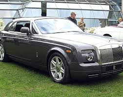 roll royce grey want to drive a roll royce phantom exotic car rentals