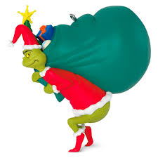 dr seuss you re a one mr grinch musical ornament
