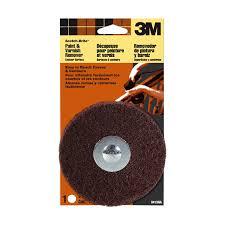 3m scotch brite flat surface paint and rust stripper 9410na