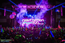 Lights All Night 2014 Lineup Hartford Night Nation Run