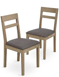 Marks And Spencer Dining Room Furniture Set Of 2 Dalton Dining Chairs M U0026s