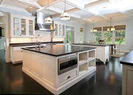 bathroom large kitchen island ideas with black countertops and
