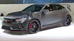 confirmed honda civic type r to be stickshift only news