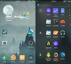 download themes holo launcher top 3 small sized launcher for android in 2015 apus cm hola