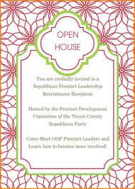 House Opening Invitation Cards Sample Open House Invitations Templates Thebridgesummit Co