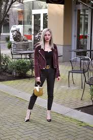 moto style jacket 4 ways to wear a suede moto jacket