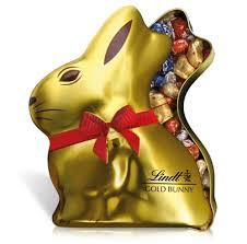 lindt easter bunny bunny tin 360g
