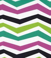 54 u0027 u0027 home decor value print fabric stretch chevron emerald joann