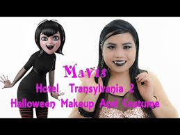 Mavis Hotel Transylvania Halloween Costume Mavis Hotel Transylvania 2 Halloween Makeup Costume