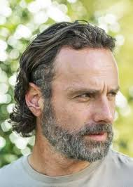 rick grimes hairstyle rick grimes that look again love it the walking dead