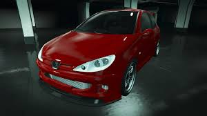 peugeot indonesia peugeot 206 gti add on tuning oiv gta5 mods com
