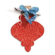 sizzix ornament 5 bigz die with embossing folder