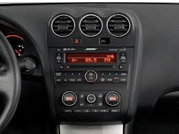 nissan altima coupe interior image 2009 nissan altima 2 door coupe v6 cvt se instrument panel