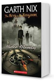 mister monday book 1 the to the kingdom series