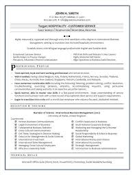 Sample Resume Hospitality by Great Resumes Fast In Depth Review Of Greatresumesfast Com