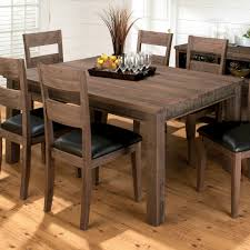 Weathered Wood Dining Table Furniture Sweet Homelegance Luzerne Dining Table Washed
