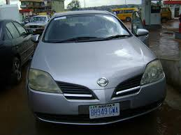 nissan primera 2003 model registered for sale autos nigeria