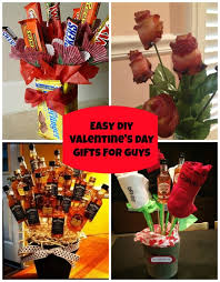 valentines gifts for guys easy diy s day gifts for your from
