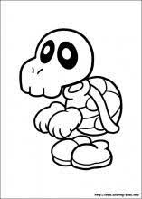super mario bros coloring pages 20 pages coloring