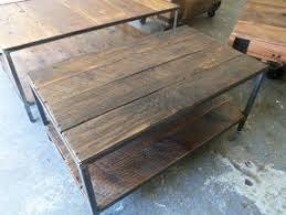 Industrial Style Coffee Table Chest Style Coffee Tables Foter