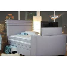 buy tv beds fabric tv beds beds on legs