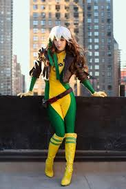 Rogue Halloween Costume Amazing Rogue Men Cosplay Monika Lee Pic Rogues Geeks