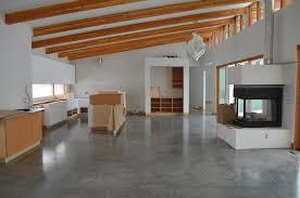 Kitchen Floor Designs by Concrete Floors In Home Modern Kitchen By David Vandervort