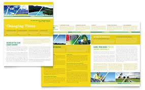 microsoft newsletter template