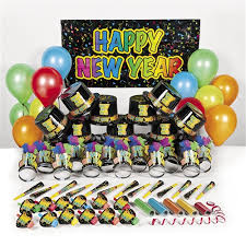 new year s party favors glow in the new years assortment for 50 new years