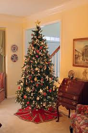 white tree decor home decorating interior design