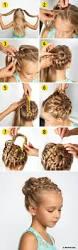 best 25 little updo ideas on pinterest braids for little