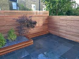 Privacy Screen Ideas For Backyard by Small Back Yard Landscaping Ideas Small Backyard Ideas 38