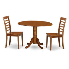 two seat kitchen table saddle brown small kitchen table and 2 chairs dining set dining room