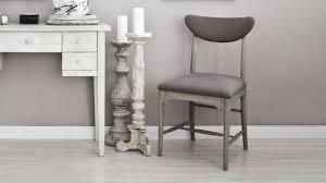 chaises grise chaise grise une assise pleine d élégance westwing