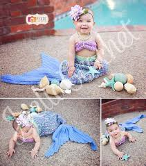 Infant Mermaid Halloween Costume 25 Baby Mermaid Costumes Ideas Baby Mermaid