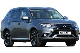electric 4x4 mitsubishi outlander phev suv review carbuyer