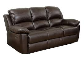 Leather Sofa With Recliner Reclining Leather Sofa What To Look Out For Comfortable