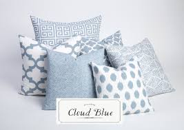 Callisto Home Pillows by Cloud Blue Collection Decorative Throw Pillow By Pillomatic