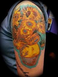 van gogh tattoo tattoo collections