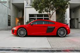 audi r8 blacked out 2017 audi r8 v10 plus first drive autoweb