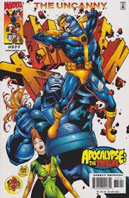 uncanny the uncanny x men 377 apocalypse the twelve part 6 the end